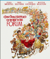 A Funny Thing Happened On The Way To The Forum DVD Region 1
